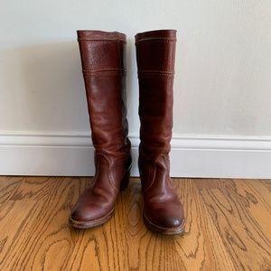 Frye Jane 14L Boots  - Redwood Sz 9